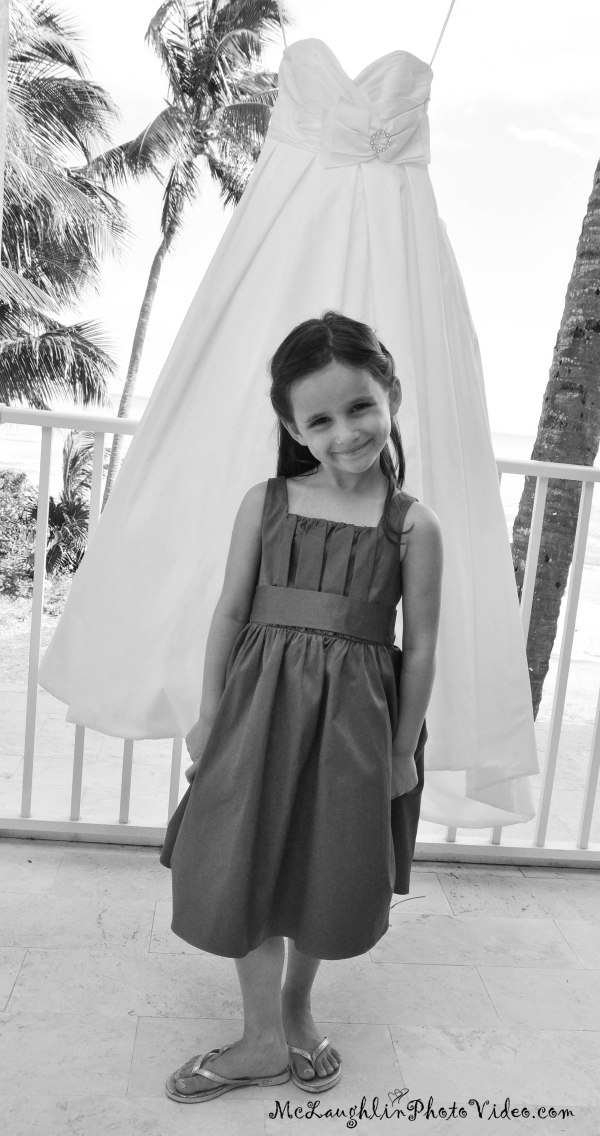 BB Flower Girl Dress
